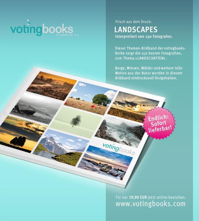 Bildband Landscapes